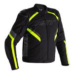 RST Sabre CE Textile Jacket - Black/Grey/Flo Yellow