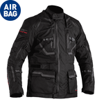 RST Pro Series Paragon 6 CE Airbag Textile Jacket - Black