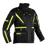 RST Pro Series Paragon 6 CE Textile Jacket - Black/Flo Yellow