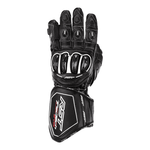 RST Tractech Evo 4 CE Leather Gloves - Black