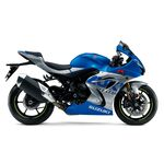New Suzuki GSX-R1000R 100th Anniversary Edition in MotoGP Blue -  Mansfield, Nottinghamshire, UK