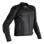 RST Sabre CE Leather Jacket - Black