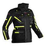 RST Pro Series Paragon 6 CE Ladies Textile Jacket - Black / Flo Yellow