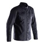 RST District Kevlar Reinforced Wax Textile Jacket - Graphite Grey