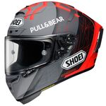Shoei X-Spirit 3 Marquez Black Concept 2.0 TC1