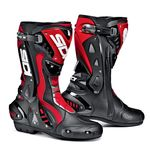 Sidi ST boots red black