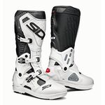 Sidi Atojo SRS MX Boots - Black/White