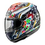 Arai RX-7V Nakagami GP2 | Arai Helmets at Two Wheel Centre