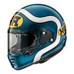 Arai Rapide HA - Blue | Arai Helmets at Two Wheel Centre