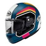 Arai Rapide Number - Blue | Arai Helmets at Two Wheel Centre