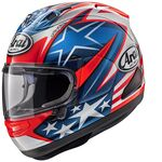 Arai RX-7V Hayden WSBK World Superbikes | Arai Helmets at Two Wheel Centre