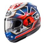 Arai RX-7V Pedrosa Spirit Blue | Arai Helmets at Two Wheel Centre