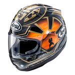 Arai RX-7V Pedrosa Spirit Gold | Arai Helmets at Two Wheel Centre