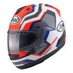 Arai RX-7V RSW Tricolour | Arai Helmets at Two Wheel Centre