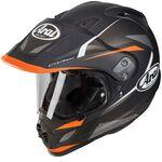 Arai Tour-X4 Break Orange Helmet | Arai Helmets at Two Wheel Centre