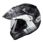 Arai Tour-X4 Cover White Helmet | Arai Helmets at Two Wheel Centre