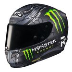 HJC RPHA 11 Black Cal Crutchlow Replica Motorcycle Helmet | HJC RPHA 11 Helmet | Two Wheel Centre