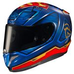 HJC RPHA 11 Superman Motorcycle Helmet | HJC RPHA 11 Helmet | Two Wheel Centre