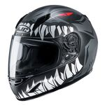 HJC CLY Zuky - Black | Childrens and Ladies Helmets | Two Wheel Centre