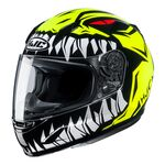 HJC CLY Zuky - Yellow | Childrens and Ladies Helmets | Two Wheel Centre
