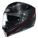 HJC RPHA 70 Carbon Fibre Artan - Red | HJC Helmets at Two Wheel Centre | Free UK Delivery