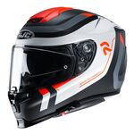 HJC RPHA 70 Carbon Fibre Reple - Orange | HJC Helmets at Two Wheel Centre | Free UK Delivery