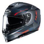 HJC RPHA 70 Kosis - Orange   HJC RPHA 70 Helmet   Two Wheel Centre