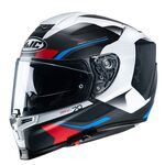 HJC RPHA 70 Kosis - Red/White/Blue | HJC RPHA 70 Helmet | Two Wheel Centre