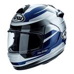 Arai Debut - Steel Blue | Arai Helmets at Two Wheel Centre