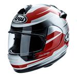 Arai Debut - Steel Red | Arai Helmets at Two Wheel Centre