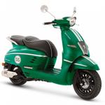 Peugeot Django 50cc Racing Green for sale Mansfield Nottingham Midlands