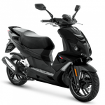 Peugeot Speedfight 4 50cc - Mad Black | Two Wheel Centre | Peugeot Scooter Dealers, Mansfield, Notts, UK