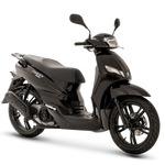 Peugeot Tweet Active 125cc Jet Black Scooter Mansfield Nottingham