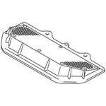 Suzuki GSX-R600 Air Filter