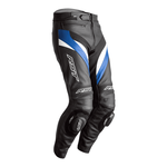 RST Tractech Evo 4 Leather Jeans - Black / Blue / White