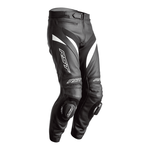 RST Tractech Evo 4 Leather Jeans - Black / White