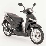Peugeot Tweet 50cc scooter black