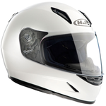 HJC CLY White Childrens Ladies Helmet