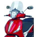 Piaggio Beverly Clear Flyscreen