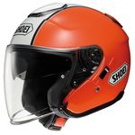 Shoei J Cruise Corso TC8 open face helmet