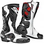 Sidi Roarr Boots White Black