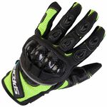 Spada MX-Air Gloves Hi Viz Front View