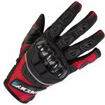 Spada MX-Air Gloves Red Front View