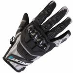 Spada MX-Air Gloves White Front View