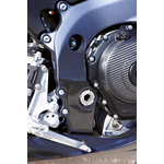 Suzuki GSXR 600 750 Frame Protection Sticker carbon
