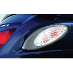 Suzuki Hayabusa Tail Light Cover Set
