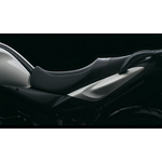 Suzuki V-Strom 650 ABS Higher Seat
