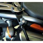Suzuki V-Strom 650 ABS Side Case Quick Lock system