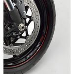 Suzuki GSX-S1000 Wheel Rim Decal