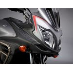 Suzuki V-Strom 650 ABS Red Graphic Set